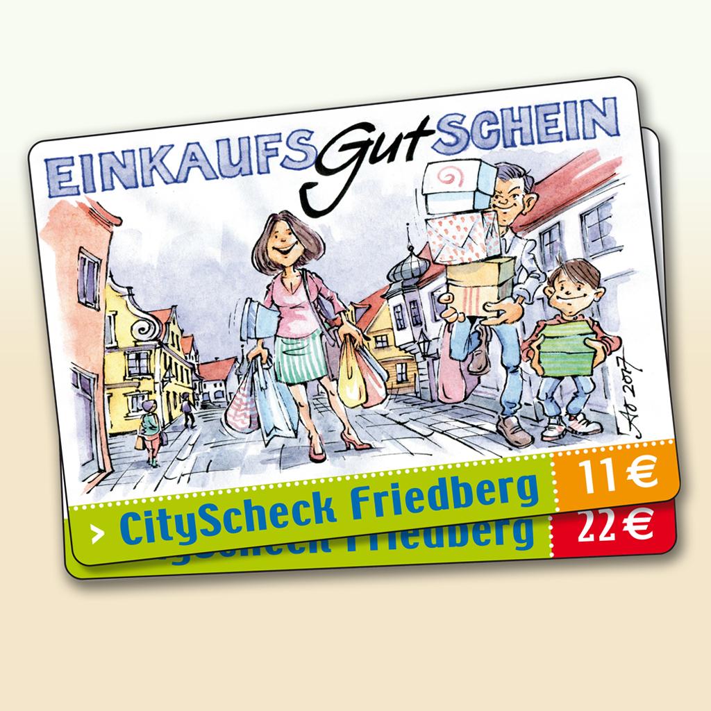 CityScheck Friedberg