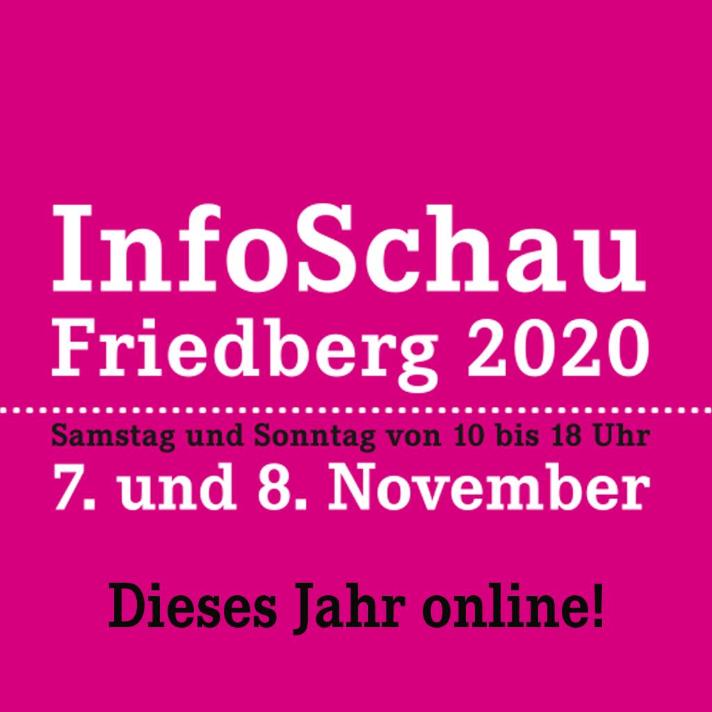 InfoSchau Friedberg 2020